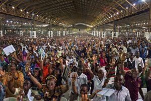 Nigeria population growth