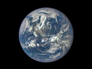 NASA 'Epic' Earth image